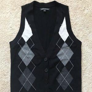 EXPRESS Knit Vest Small